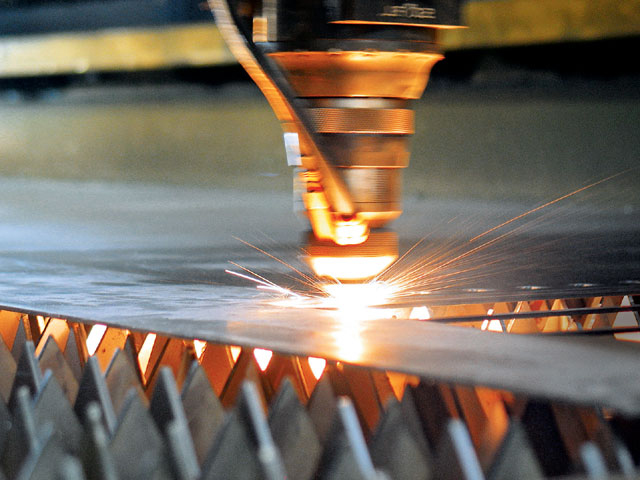 What is the Process of Laser Cutting?