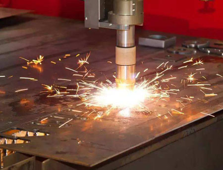 Discussion and understanding of plasma cutting method of steel plate cutting