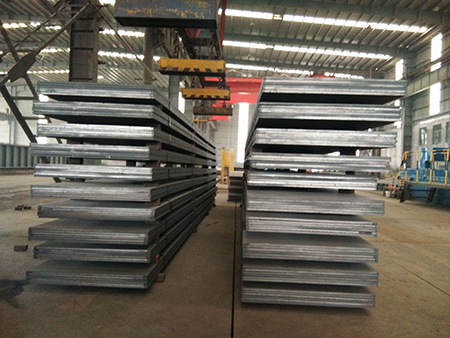 The supply and demand situation of Q345B cutting plate