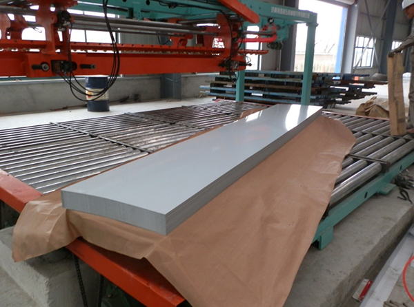 Stainless Steel Plates Cutting