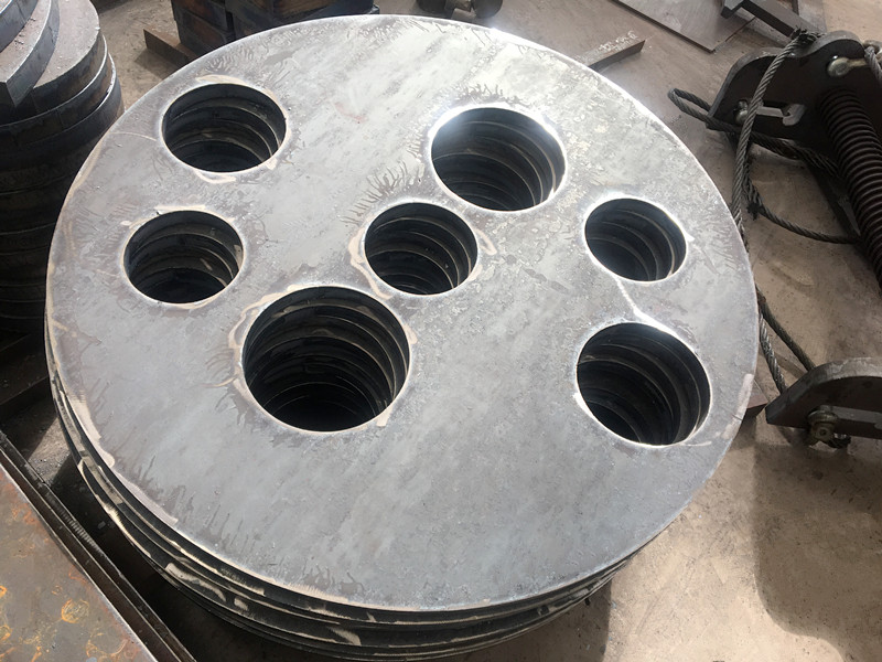 Metal Steel Cutting for Construction Machinery